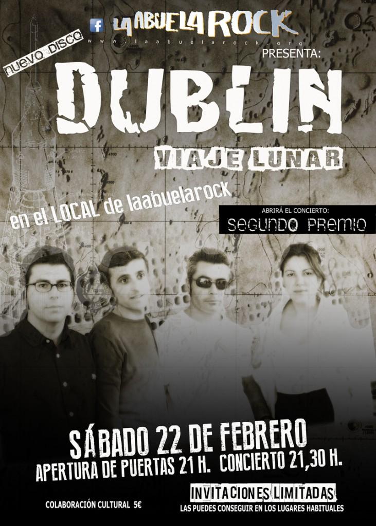 cartel DUBLIN