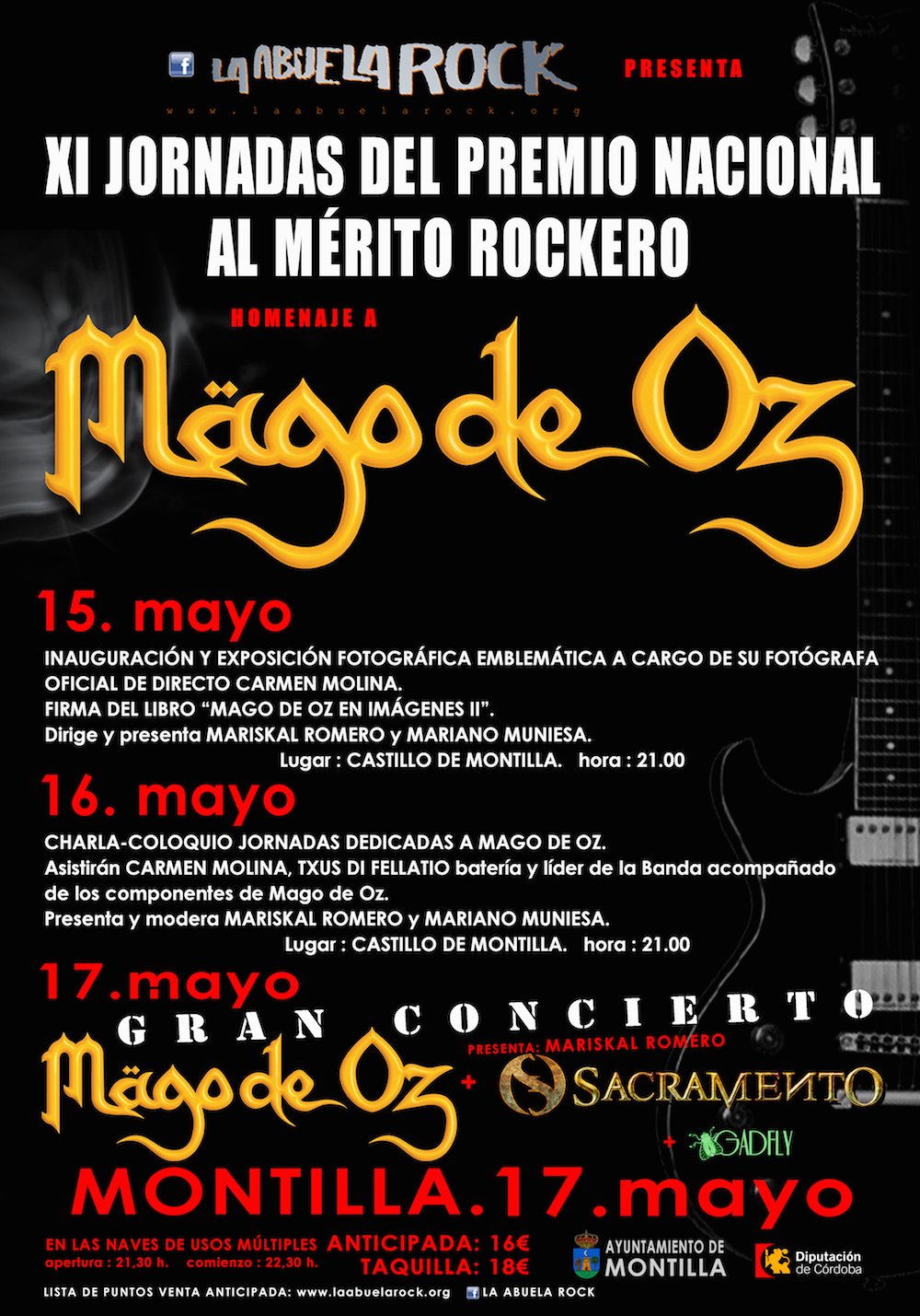 CARTEL MAGO DE OZ